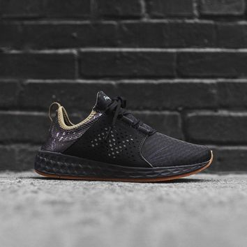 new balance fresh foam cruz black floral
