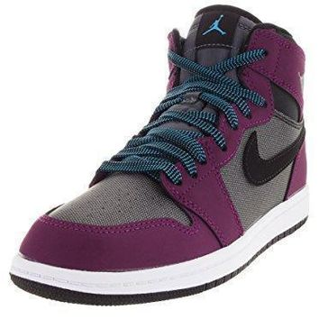 nike jordan kids jordan 1 retro high gp basketball shoe jordans shoes for girl  number 1