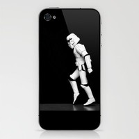 Stormwalking iPhone & iPod Skin by Gareth Payne | Society6