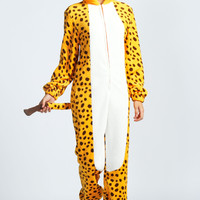Chelsy Cheetah Animal Onesuit