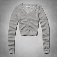 Alexis Cropped Sweater