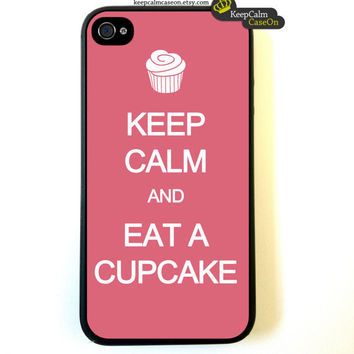 Keep Calm Iphone Case iPhone 4 Case New Hard by KeepCalmCaseOn