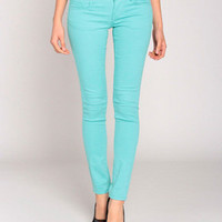 Iris Supersoft 1040 Jeans in Aqua