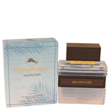 Tommy Bahama Island Life by Tommy Bahama Eau De Cologne Spray 3.4 oz