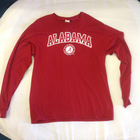 NCAA Alabama Crimson Tide Long Sleeve Shirt