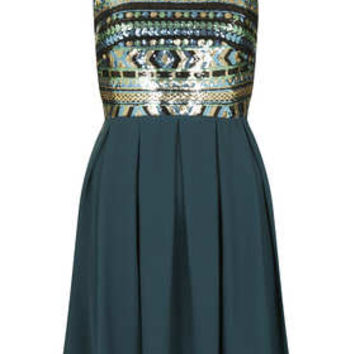 **Sarah Green Dress by TFNC - New In This Week  - New In