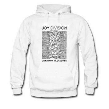 Joy division unknown pleasures sweatshirt , jumper ,pullover , hoddie unisex hoodie trendis.