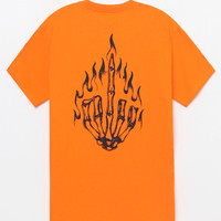 Rest Easy Middle Flame T-Shirt at PacSun.com