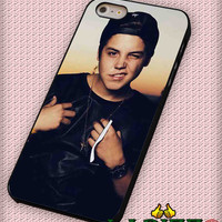 "Matthew Espinosa Magcon Boys for iPhone 4/4s, iPhone 5/5S/5C/6/6+, Samsung S3/S4/S5 Case ""005"""