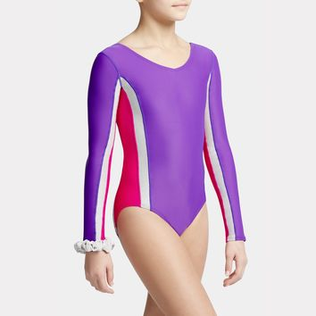 Stick the Landing Long Sleeved Leo 11065C by Capezio