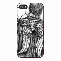 DARYL Dixon WALKING DEAD for Iphone 5 Case *NP*