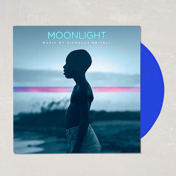 Various Artists - Moonlight Soundtrack LP - Urban Outfitters