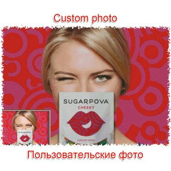 Make your own 3D DIY Diamond Painting 100% full square drill Cross Stitch Embroidery rhinestones personal picture Photos Custom