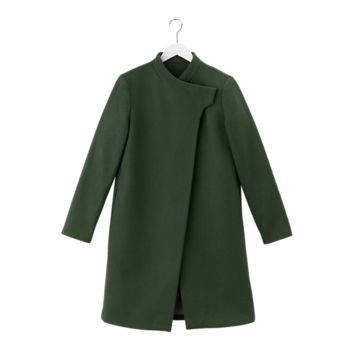 Long Fencing Coat - Kate Spade Saturday