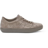Tod's - Suede Sneakers | MR PORTER