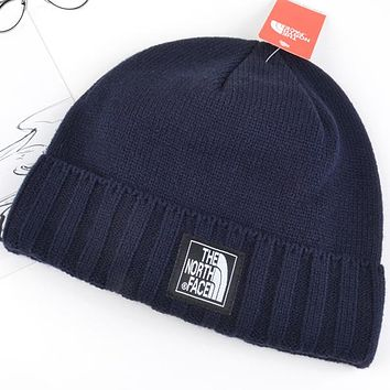 The North Face Fashion Casual Women Men Crochet Hat