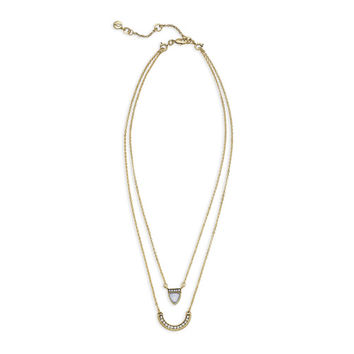 Lunette Convertible Pendant Necklace
