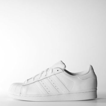 the latest c07a8 f0d9c adidas Womens Superstar Shoes - White  adidas Canada
