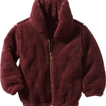Old Navy Cozy Bomber Jacket For Baby