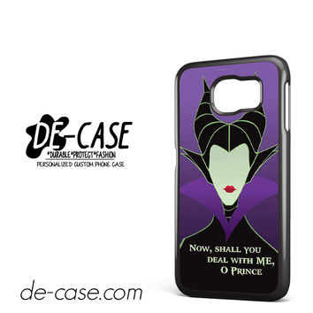 Maleficent Deals DEAL-6808 Samsung Phonecase Cover For Samsung Galaxy S6 / S6 Edge / S6 Edge Plus