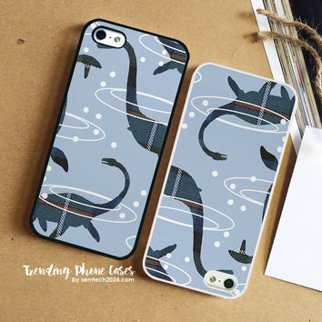 Nessie Art iPhone Case Cover for iPhone 6 6 Plus 5s 5 5c 4s 4 Case
