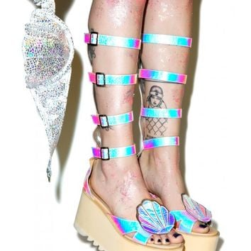 Sugarbaby Seadream Gladiator Platforms | Dolls Kill