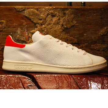 Adidas Originals Stan Smith Primeknit S75147 - White/Red