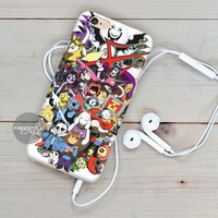 Artwork Undertale Character iPhone Case Cover Series