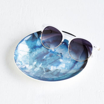 Rustic Geode to Joy Jewelry Dish by IMM Living from ModCloth