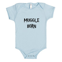 harry potter muggle born one-piece
