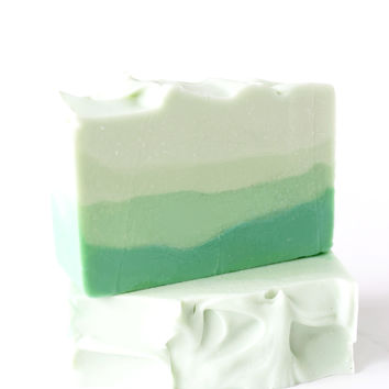 Eucalyptus Mint Handcrafted Soap Bar