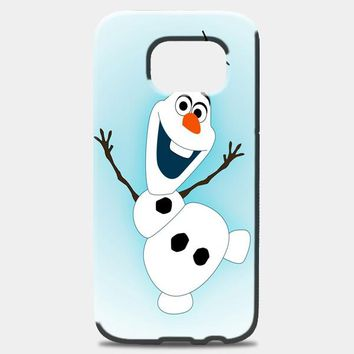 Olaf From Frozen Samsung Galaxy Note 8 Case