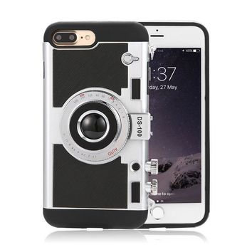 Camera Design Case For iPhone Models phone