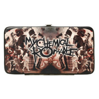My Chemical Romance Black Parade Hinge Wallet