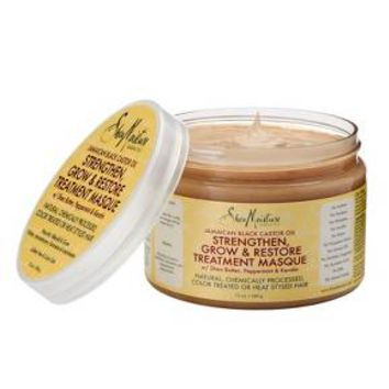 SheaMoisture® Jamaican Black Castor Oil Intensive Strengthening Masque - 12oz