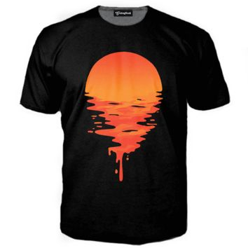 Melting Sunset Tee