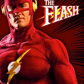 The Flash 11x17 Movie Poster (1990)