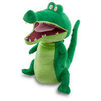 Disney Tick Tock the Crocodile Plush - Peter Pan - 23'' | Disney Store