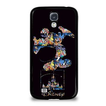 mickey mouse disney samsung galaxy s4 case cover  number 1