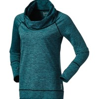 Reebok Women's Cold Weather Space Dye Cowl Neck Tunic | DICK'S Sporting Goods