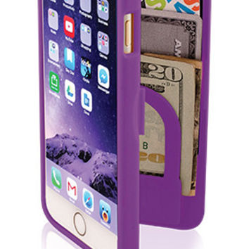 eyn for iPhone 6 - Purple (Rubber Texture)