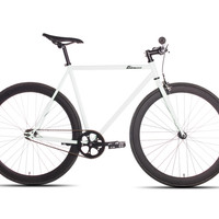 6KU Evian Single-Speed Fixie Bike