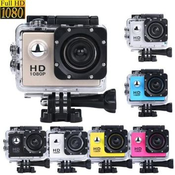 2Inch Mini Waterproof Sports Recorder Car DV Camera For Action Camcorder 1080P