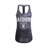 Oakland Raiders Showpiece Ladies Knit Tank Top