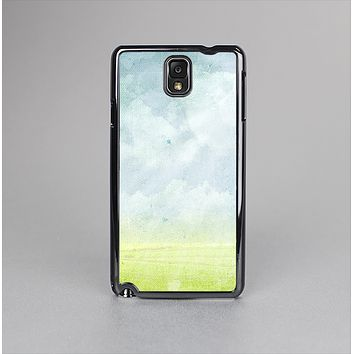 The Water-Color Painting of Meadow Skin-Sert Case for the Samsung Galaxy Note 3