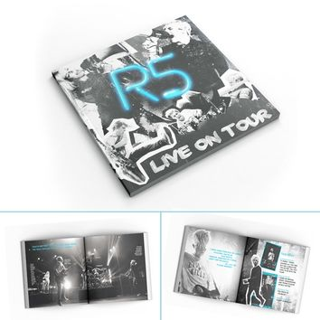 R5 Live Tour Book | R5 Rocks