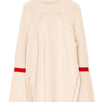 Long Bell Sleeved Sweater