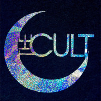 The Holographic Moon Cult Tee-Limited Edition