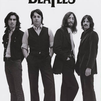 The Beatles Revolution Portrait Poster 22x34