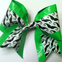 Big Cheer Bow made of Duct Tape